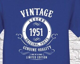 68th 68 ANNI SESSANTA ottavo compleanno regali da Donna Divertente T-shirt impressionante