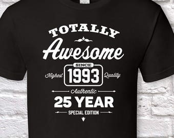 Premium Legend Since 1993 26th Birthday Mens Funny T-Shirt 26 Year Old Top