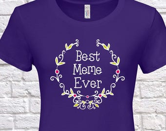 Best Meme Ever Since (Any Year), Meme Gift, Meme Birthday, Meme tshirt, Meme Gift Idea, Baby Shower,