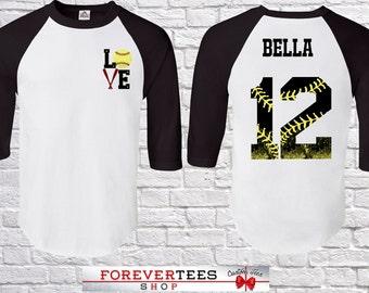 Softball shirts , softball gift , softball shirt , softball tshirt , womens softball shirts , womans softball , personalized softball shirt,