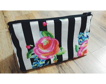 The Girly Referee Makeup Bag