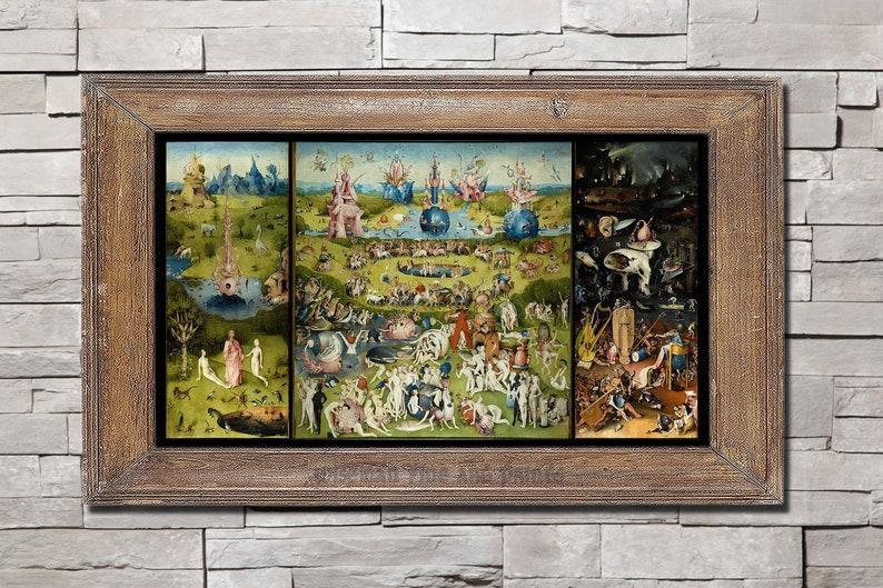 Tuin Der Lusten : De tuin der lusten tentoonstelling museum voor vlakglas en