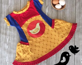 Chicken Dress - 18m size
