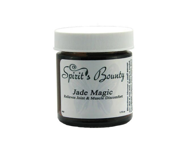 Jade Magic 100% natural. No GMO's.