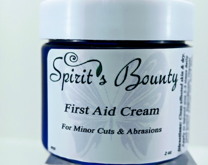 Herbal First Aid Cream