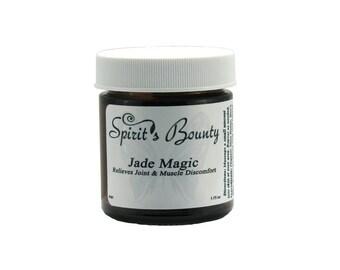 Jade Magic 100% natural. No GMO's.