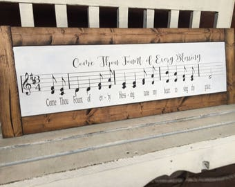 More Colors. HYMN WALL ART/Christian ...