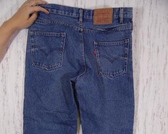 Levis light flares stonewash jeans 30/32