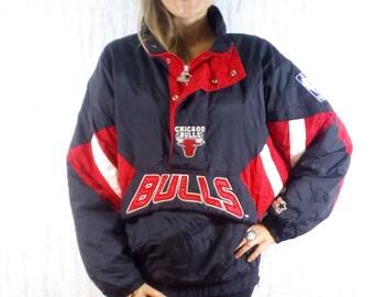 be83bfdb020 NBA STARTER Chicago Bulls jacket