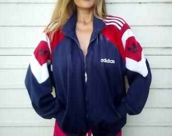 Vintage Adidas Trefoli Jacket