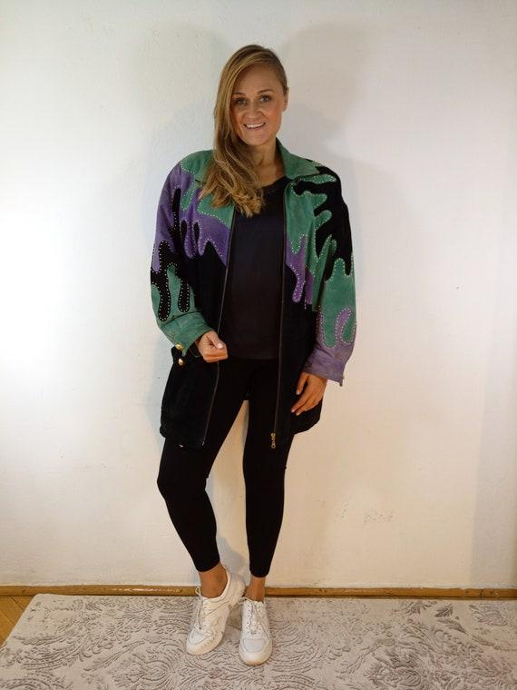Abbigliamento MOver Vintage_Ski Giacca Parka Sportwear pi