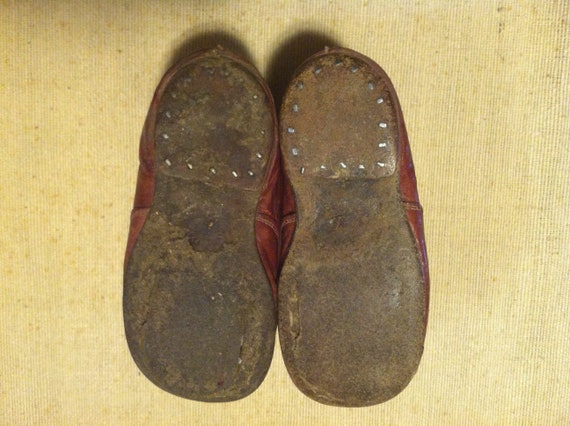 Edwardian Childs High Button Shoes - image 3