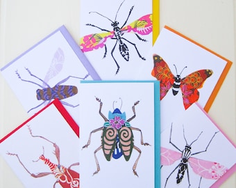 Bug Card 6-Pack 1