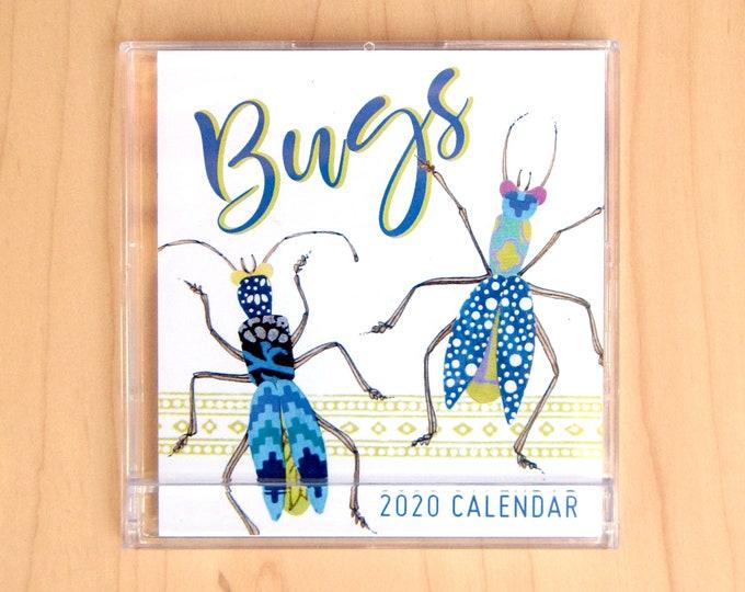 Bugs Calendar 2020