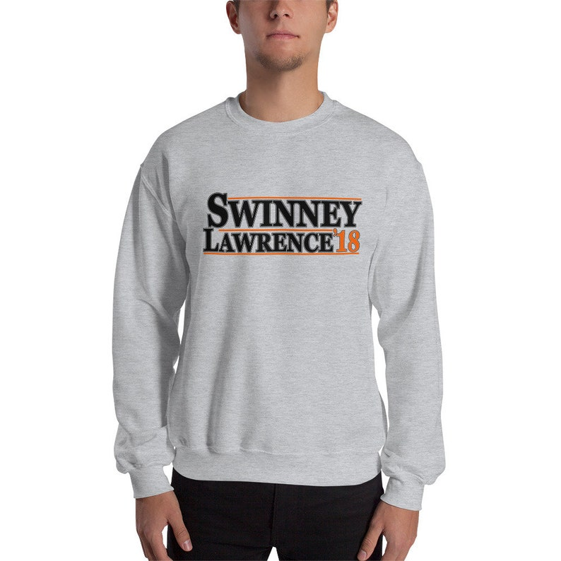 huge discount 13a6f e5216 Clemson Tigers Dabo Swinney Trevor Lawrence Jersey Shirt Sweatshirt