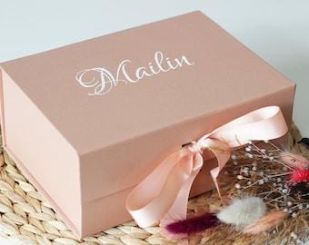 Luxury Gift Box, Birthday Gift Box, Personalized Gift Box, Bridesmaid Gift Box, Wedding Gift Box, Bridesmaid Proposal Box
