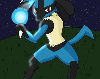 Lucario - Pokémon