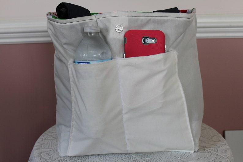 Poker Tote bag