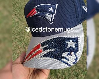 Authentic New Era New England Patriots Hat 295d656d1235