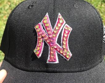 a75aa8abb16 New York Bling Hat Visor