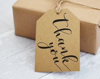 Thank You Tag | Favor Bag Tag | Favour Labels | Party Printables | Wedding Favor | Gift Tag