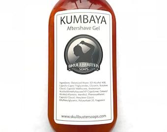Kumbaya Aftershave Gel (4oz) (Mentholated)