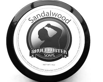 Shaving Soap - Sandalwood (Hawaiian)