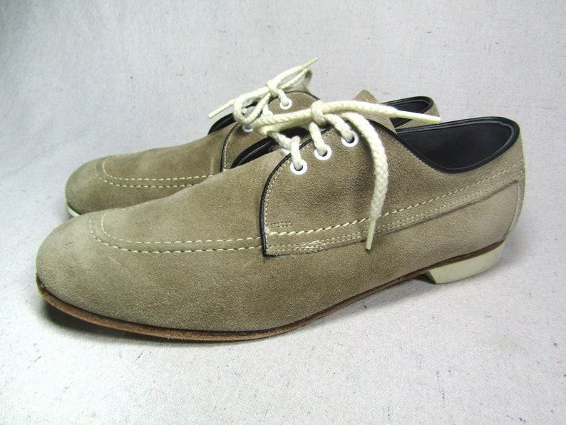 2a277f4c529c1 Sz 10.5 Dexter suede shoes   mens Dexter shoes vintage