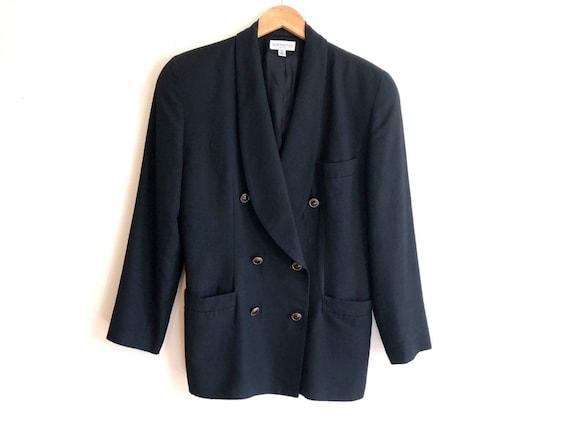 S/M | vintage 80s 90s Henri Bendel blazer vintage