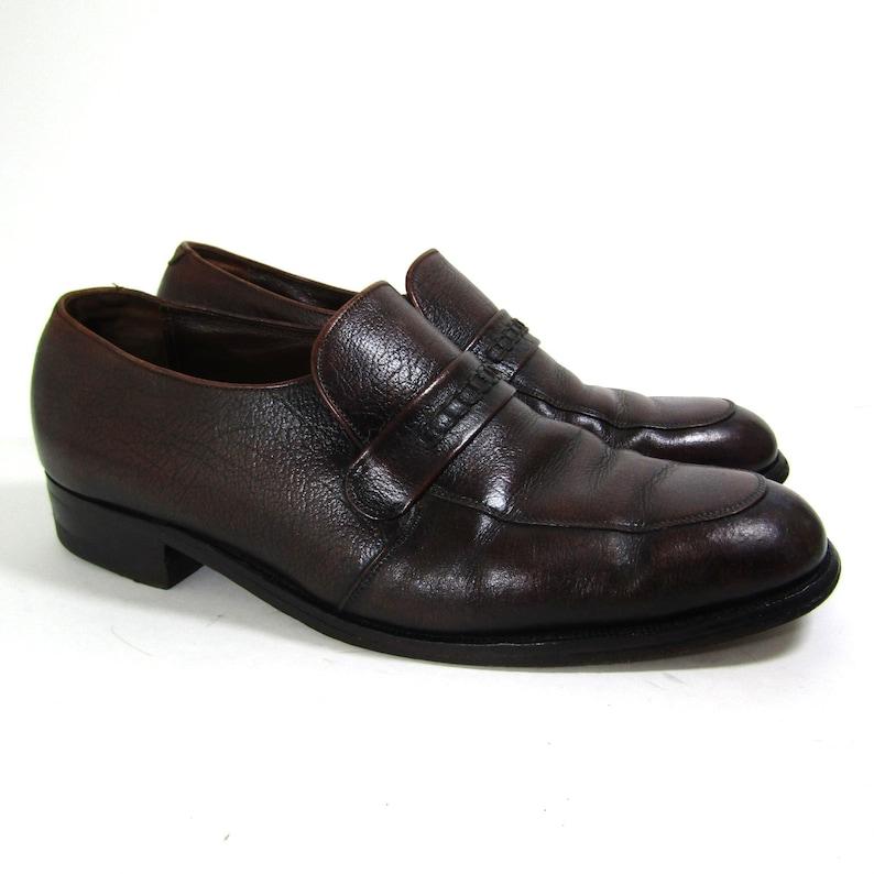 94b760ac0d4 SZ 9 Florsheim mocassins vintage Florsheim chaussure des