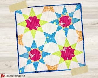 Fez-tastic quilt pattern