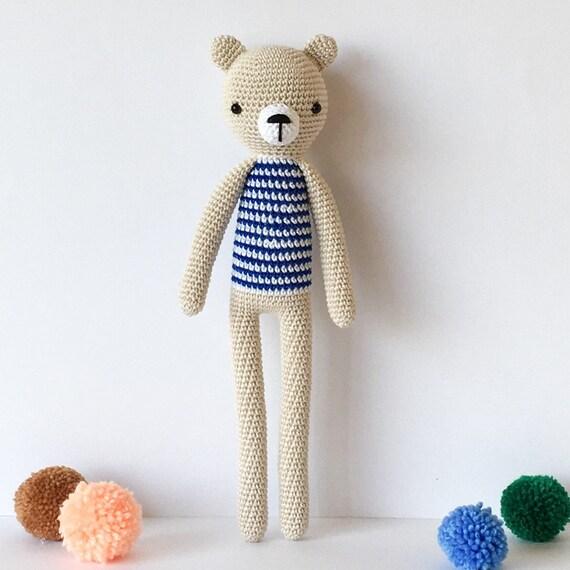 Lange Weihnachtsgeschenke Beine häkeln Spielzeug Polina Kuts | Etsy