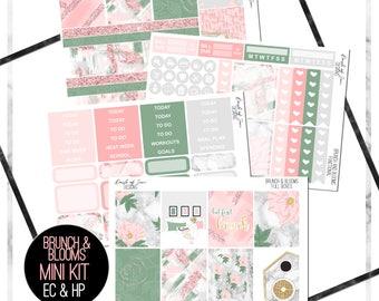 Brunch & Blooms | Weekly Mini Kit | Erin Condren |  Happy Planner