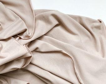 Latte Stretch Swaddle Blanket, Swaddle Blanket, Bamboo Swaddle Blanket, Tan Baby Blanket, Neutral Swaddle