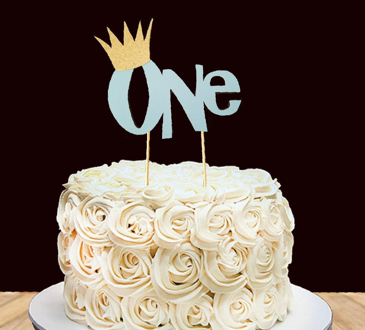 Wild One Cake Topper Where The Wild Things Are Cake Topper