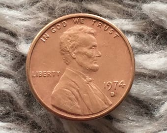 1974-D Lincoln Penny