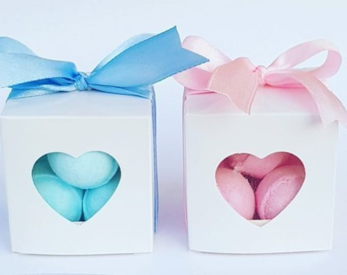 Baby Shower Favours Bath Bomb Fizzers Gender Reveal My shower to Yours Favours