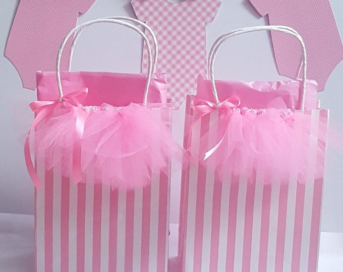 Princess tutu favour bags baby shower childrens party bridal shower