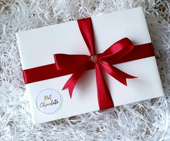 Chocolate Box Favour Thank You Gift Lockdown Baileys Liquer Gift Teacher Xmas (Qty 1)