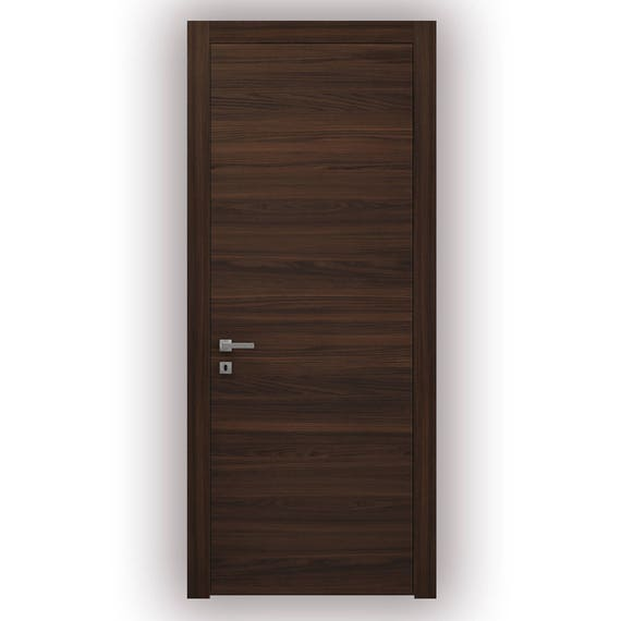 Beau Planum 0010 Interior Door Chocolate Ash No Pre Drilled With | Etsy