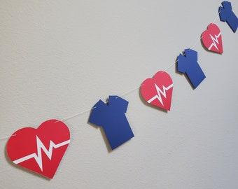 Medical Garland, Nurses Week, Nurses Week Banner, Happy Nurses Week, Custom Medical Banner, Medical Banner, Custom Nurse Banner