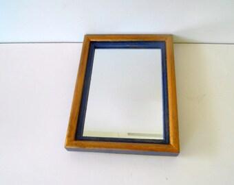 small vintage mirror etsy