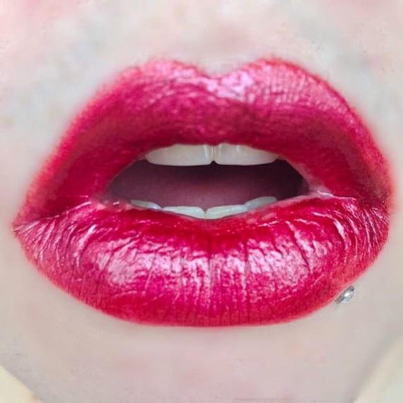 Red Lip gloss, Incense Lip Potion, Red lipstick,Lip Gloss, Lipstick, Liquid lipstick, high gloss, glossy, long wearing, shiny lip gloss