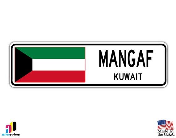 Kuwait postal code mangaf
