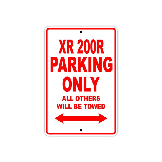 MAZDA PARKING ONLY  12X18 Aluminum Sign Won/'t rust or fade