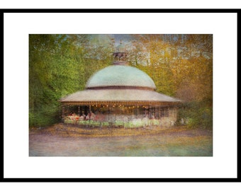 Valley Gardens, Fine Art Prints, Impressionist, Creative Photography, Multi exposure, Painterly, Harrogate, Yorkshire, Magnesia Well Cafe