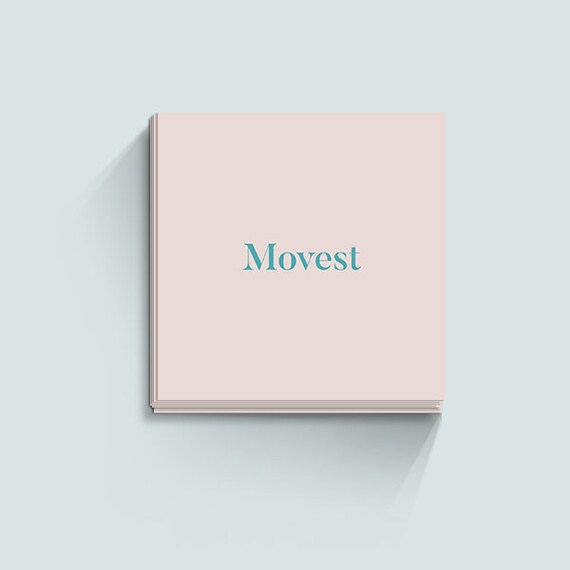 Pink and green business card pink business card modern card etsy image 0 fbccfo Images