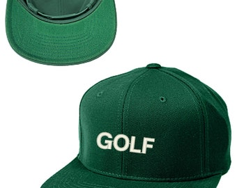 98256040f14ef Golf snapback Odd Future hat Odd Future cap wolf gang tyler THE Creator Hat  CAP limited time only
