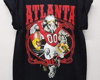 premium selection 56afb 681ab Falcons shirt | Etsy