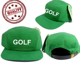 c68082d98a5e5 golf 5 Panel ODD Future Hat ODD Future CAP Wolf golf Gang Tyler the Creator